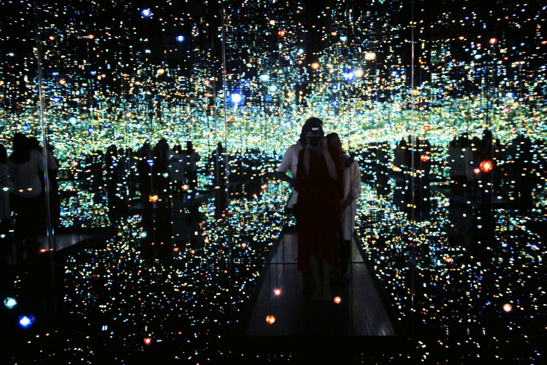 Infinity Mirrors | #InfiniteKusama